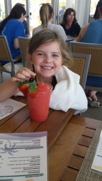 Mmmm beach drinks.