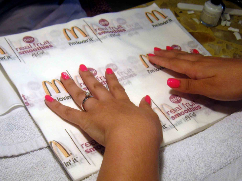 Nail Salon Advertising - What\'s Ahead
