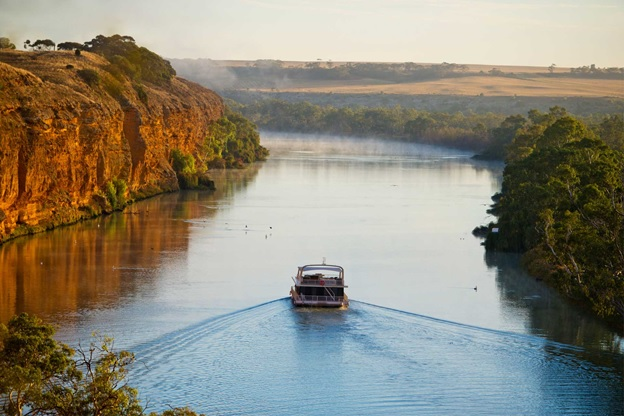 What is The National River of Australia?