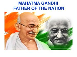 Father of The Nation of India | Symbols of India