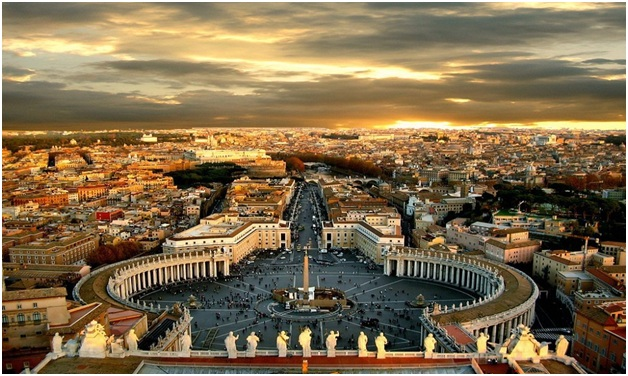 What Is The National Capital of Italy?