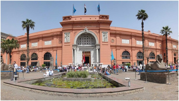 What Is The National Museum of Egypt?
