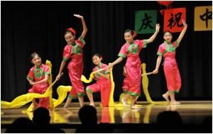 National Dances of China