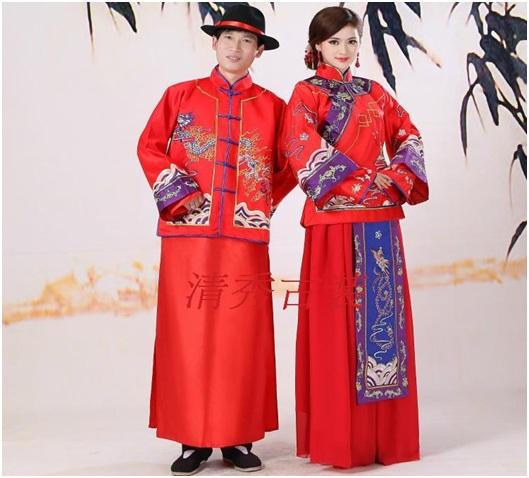 National Dress of China