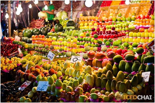 What is The National Fruit of Egypt?