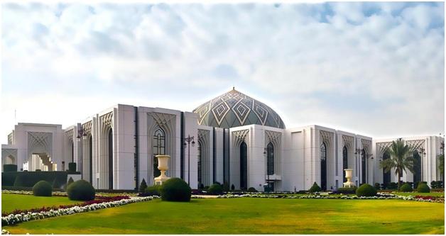 National Parliament Building of Saudi Arabia