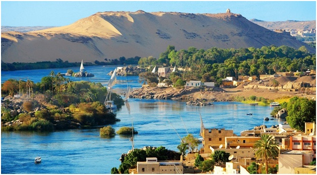 What is The National River of Egypt?