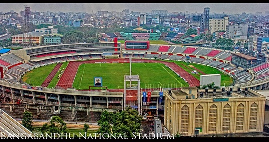 National Stadium of Bangladesh