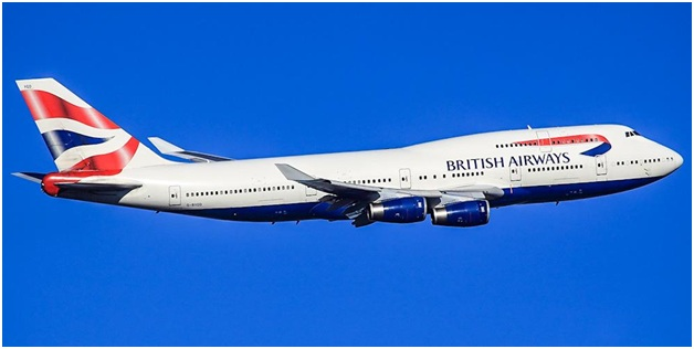 What Is The National Airline of England?