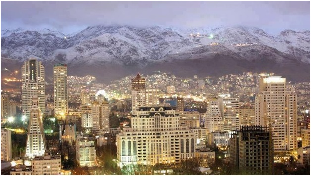 What Is The National Capital of Iran?