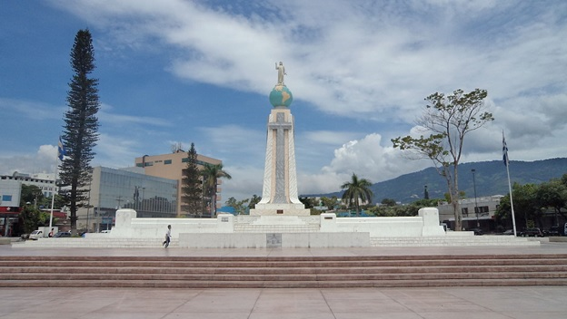 What Is The National Monument of El Salvador?