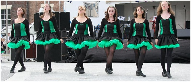 What is The National Dances of Ireland?