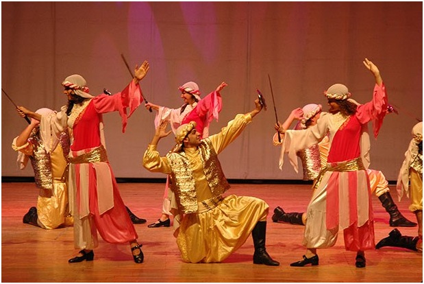 What is The National Dances of Lebanon?