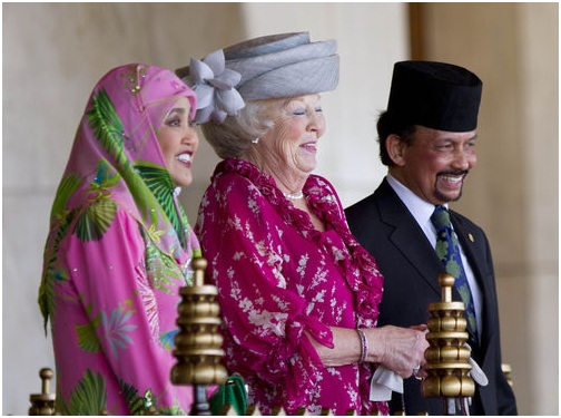 What is The National Dress of Brunei?