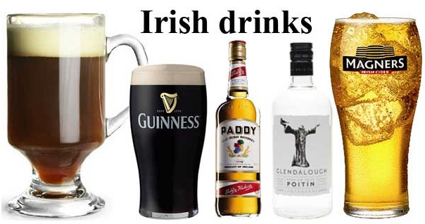 What is The National Drink of Ireland?