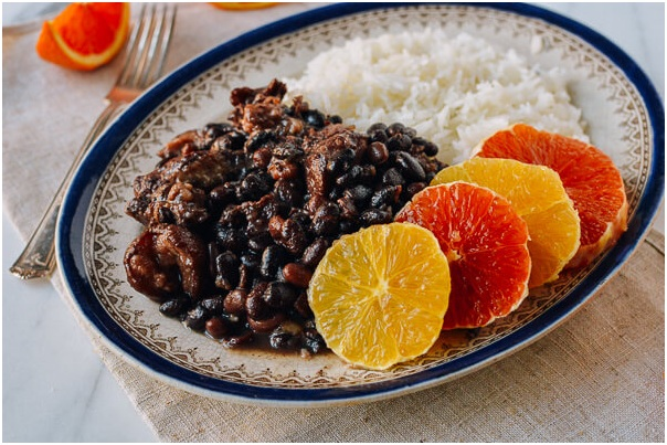 What is The National Food of Brazil?