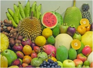 What is The National Fruit of Brunei?