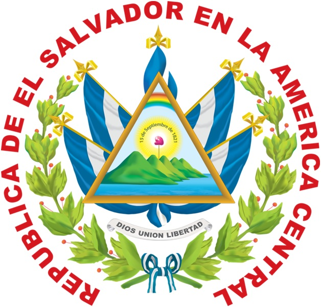 What is The National Motto of El Salvador?