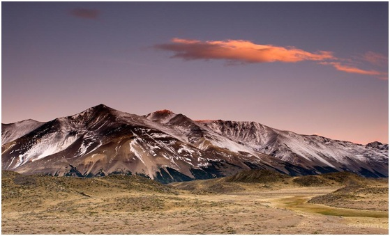 What is The National Mountain of Argentina?