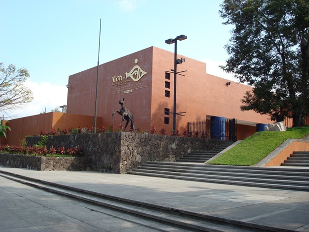 What is The National Museum of El Salvador?