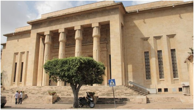 What is The National Museum of Lebanon?