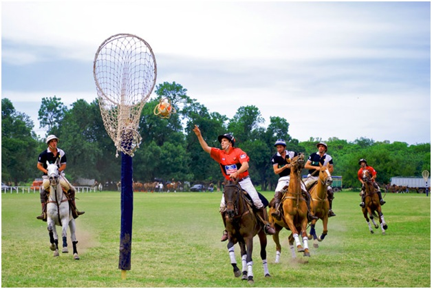 What is The National Sports of Argentina?