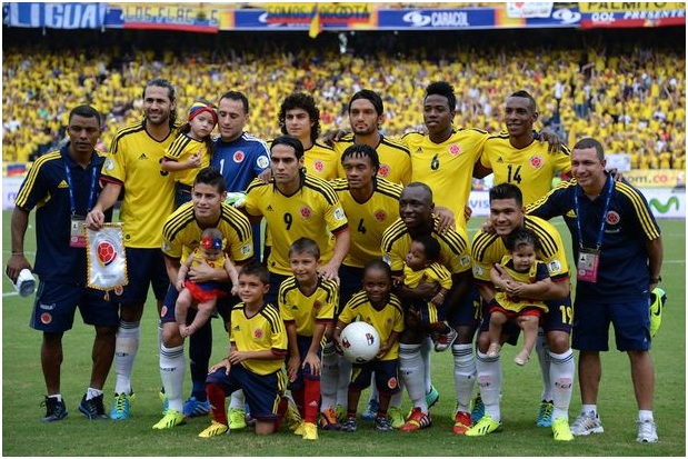 What is The National Sports of Colombia?