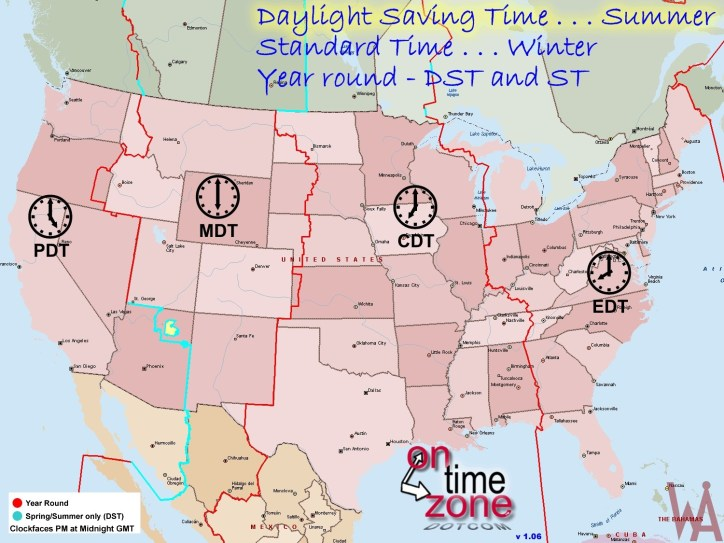 DST Time Zone Map Of The USA | WhatsAnswer Gmt Map on moon phase map, cst map, united states topographic map, pst map, ksu map, greenwich meridian time line map, local time map, united kingdom map, taiwan map, greenwichtime zone map, iran map, eastern time map, poland map, military time map, central time map, greenwich mean time us map, mst map, cat map, prime meridian map, gb map,