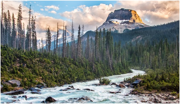What is The National Mountain of Canada?