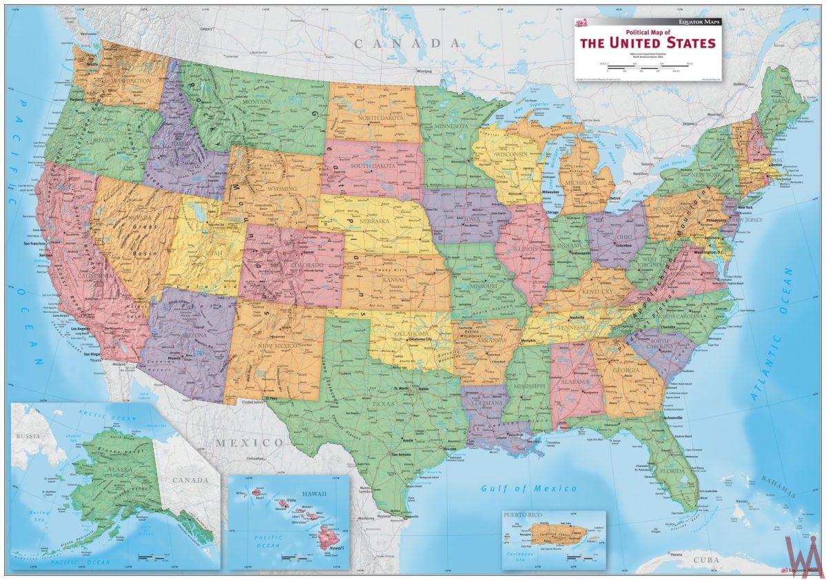 large antique colored states Map of the USA | WhatsAnswer on jamaica usa map, turkey usa map, india usa map, germany usa map, native america usa map, hispanic usa map, denmark usa map, lake huron usa map, new zealand usa map, venezuela usa map, switzerland usa map, barbados usa map, brazil usa map, portugal usa map, australia usa map, hispaniola usa map, communist usa map, sweden usa map, japan usa map, south platte river usa map,