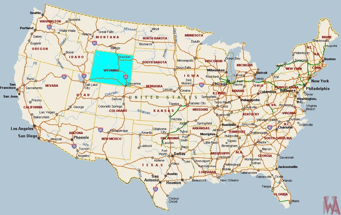 Picture of: Blank Outline One Color Map Of United States Major Rivers Map Whatsanswer