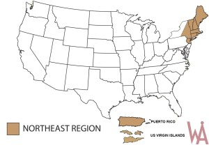 idaho outline blank map of the united states