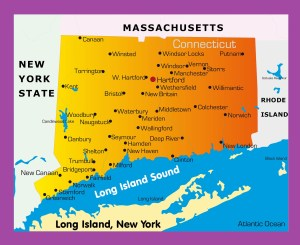 Connecticut Cities Map   Cities Map Of Connecticut