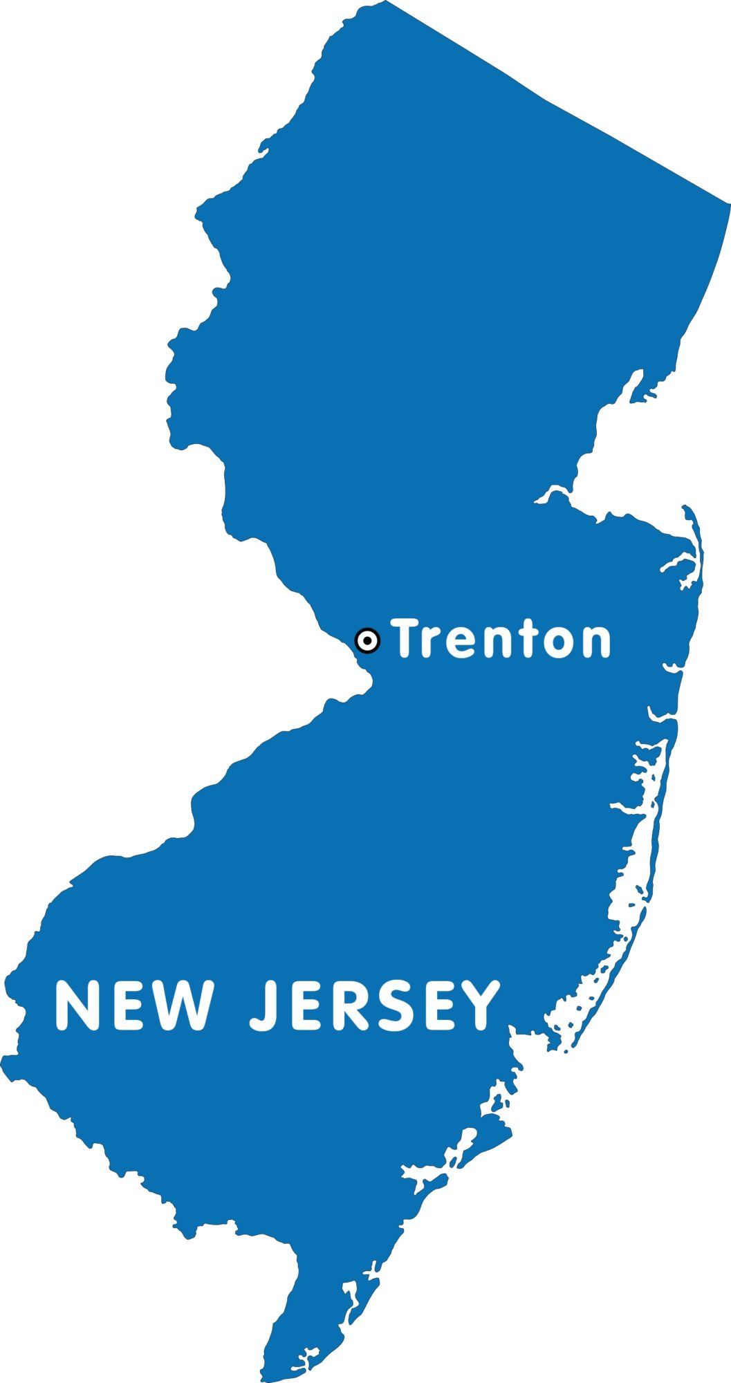 Map of New Jersey | Political, County, Geography, Transportation, And Cities Map