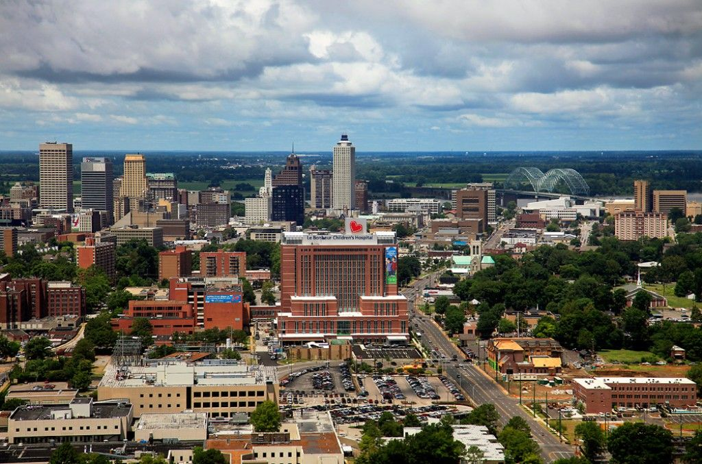 Largest Cities Of Tennessee