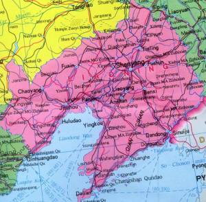 Map of Liaoning Province | Political, Outline, Geography And Cities Map