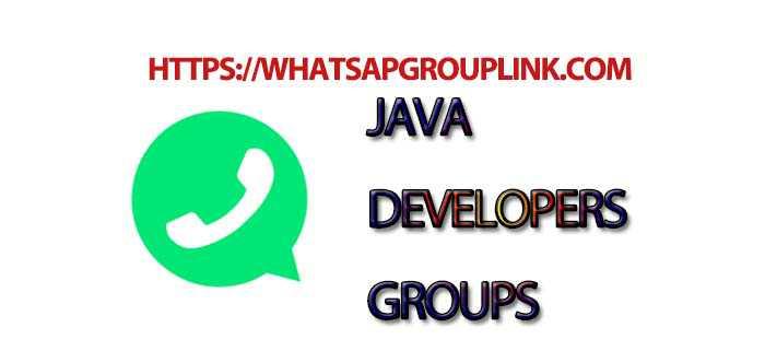 JAVA Whatsapp Group links