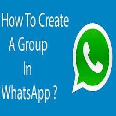 Create Whatsapp Groups