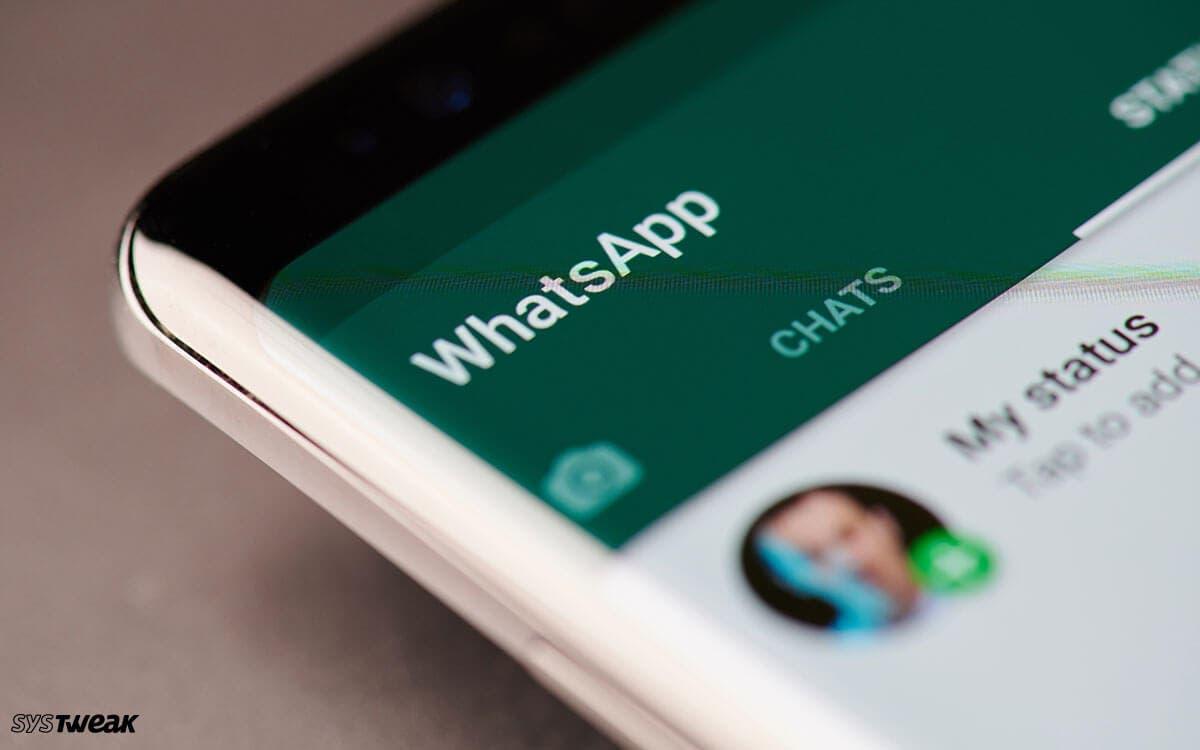 WhatsApp Expiring Media Coming Soon