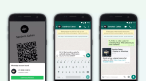 WhatsApp Adds New 'Shop' Button for Businesses to List Products/ Services