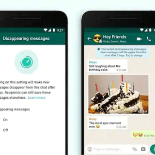 WhatsApp Disappearing Messages Now Live: Here's How to Use it on iOS, Android and Desktop