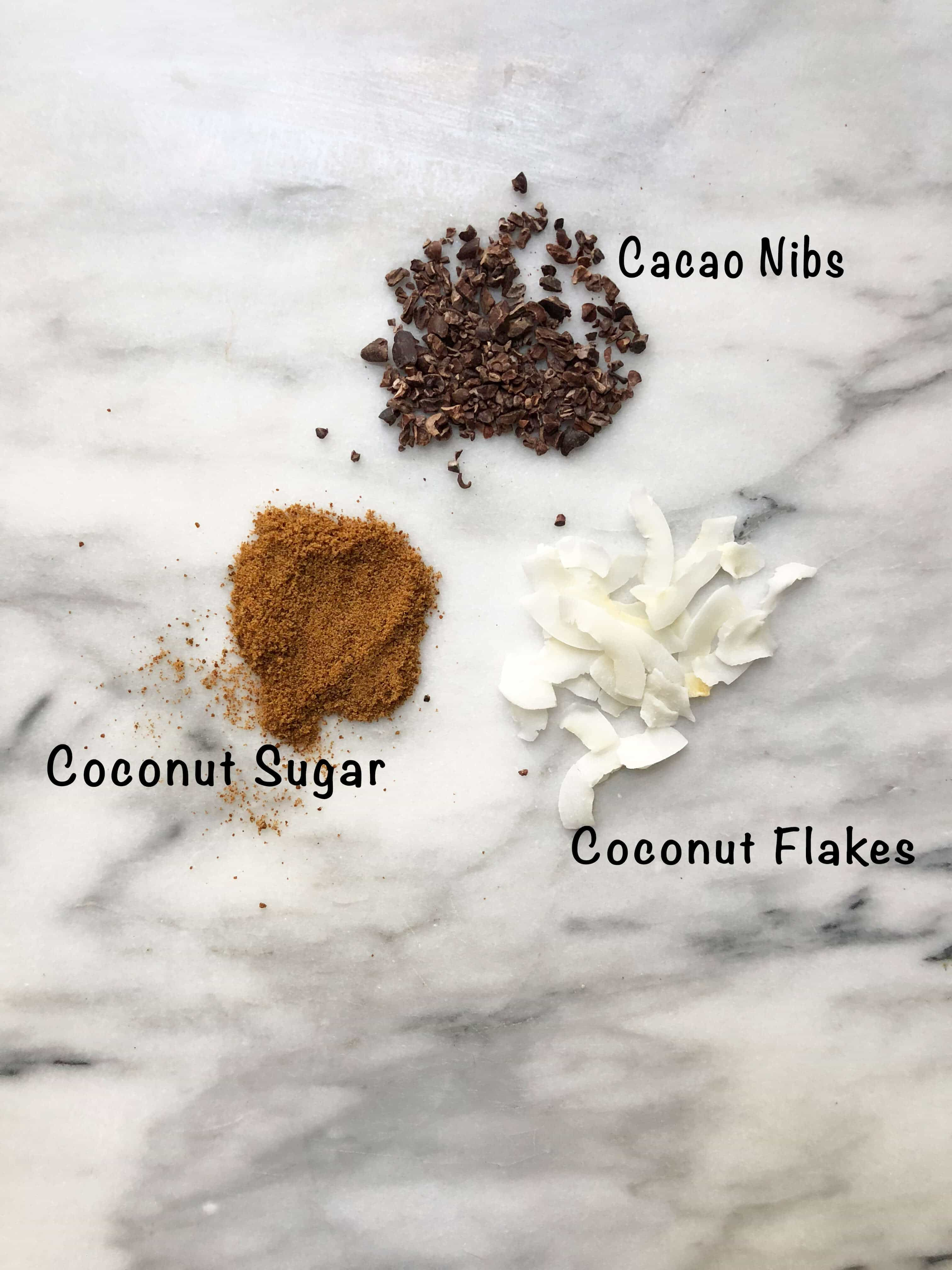 3 Ingredient Chocolate Coconut Butter. Super easy to make and it's vegan! #saveeandsavory #refinedsugarfree #glutenfree #coconut #chocolate #coconutbutter
