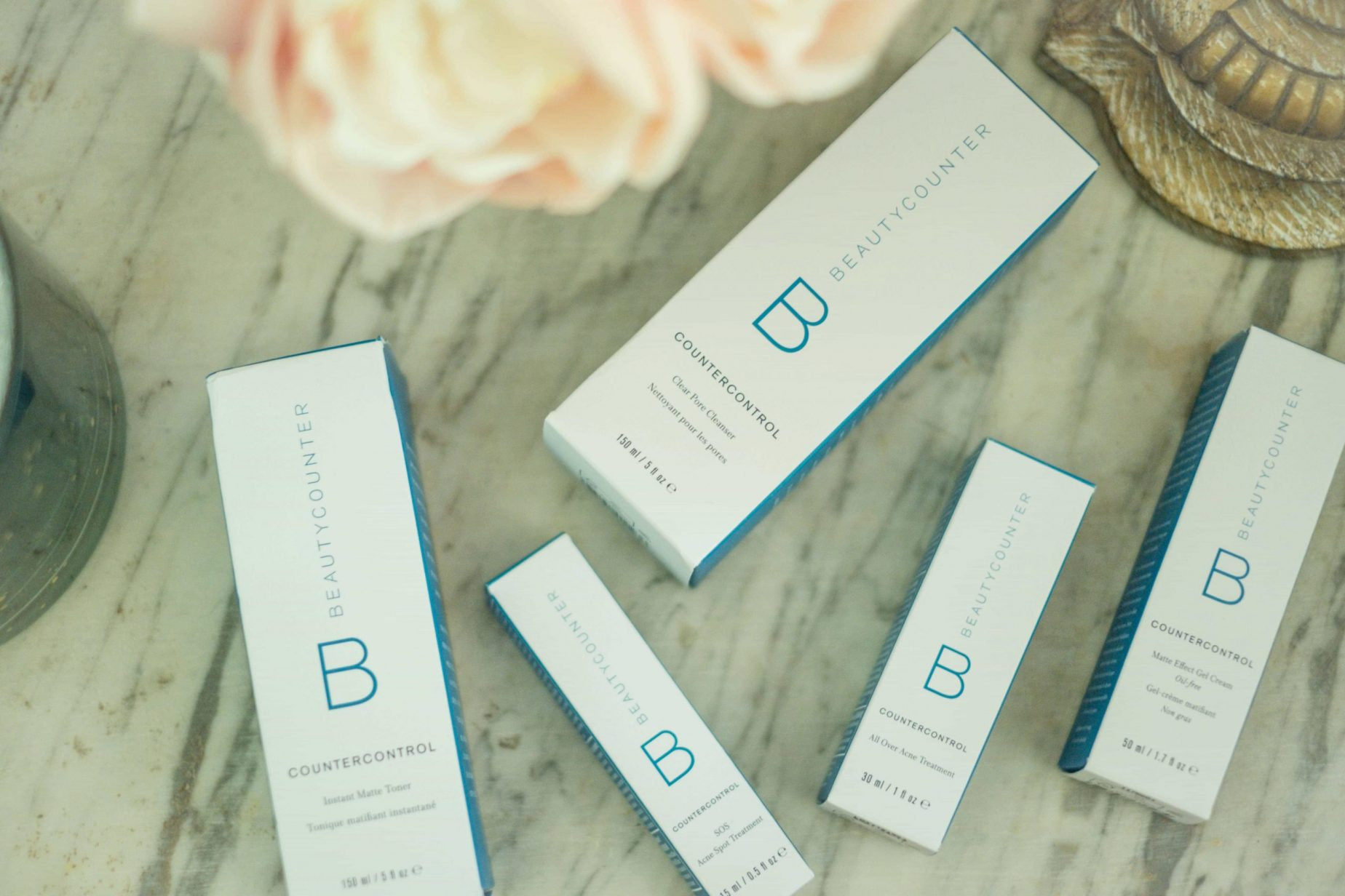 IS BEAUTYCOUNTER'S COUNTERCONTROL THE NEW NON-TOXIC PROACTIV- #whatsavvysaid #nontoxicmakeup #beautycounter #countercontrol #review #acneline #cleanser #toner