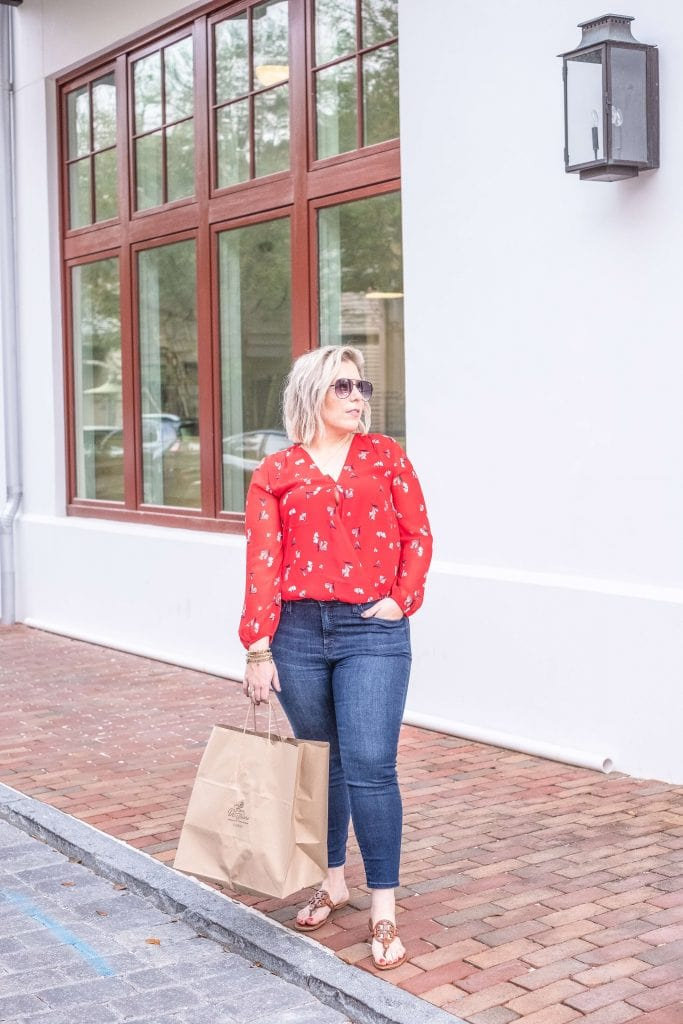 5 SPRING SHOES I'LL BE WEARING NON-STOP THIS YEAR #whatsavvysaid #springstyle #springshoes #petiteblogger #petitefashion #toryburch #toryburchsandals