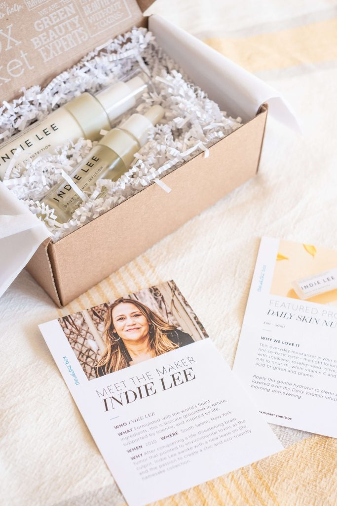 The Detox Market Box Review- Is It The Best Clean Beauty Box Subscription- #whatsavvysaid #cleanbeauty #cleanskincare #thedetoxmarket #subscriptionbox