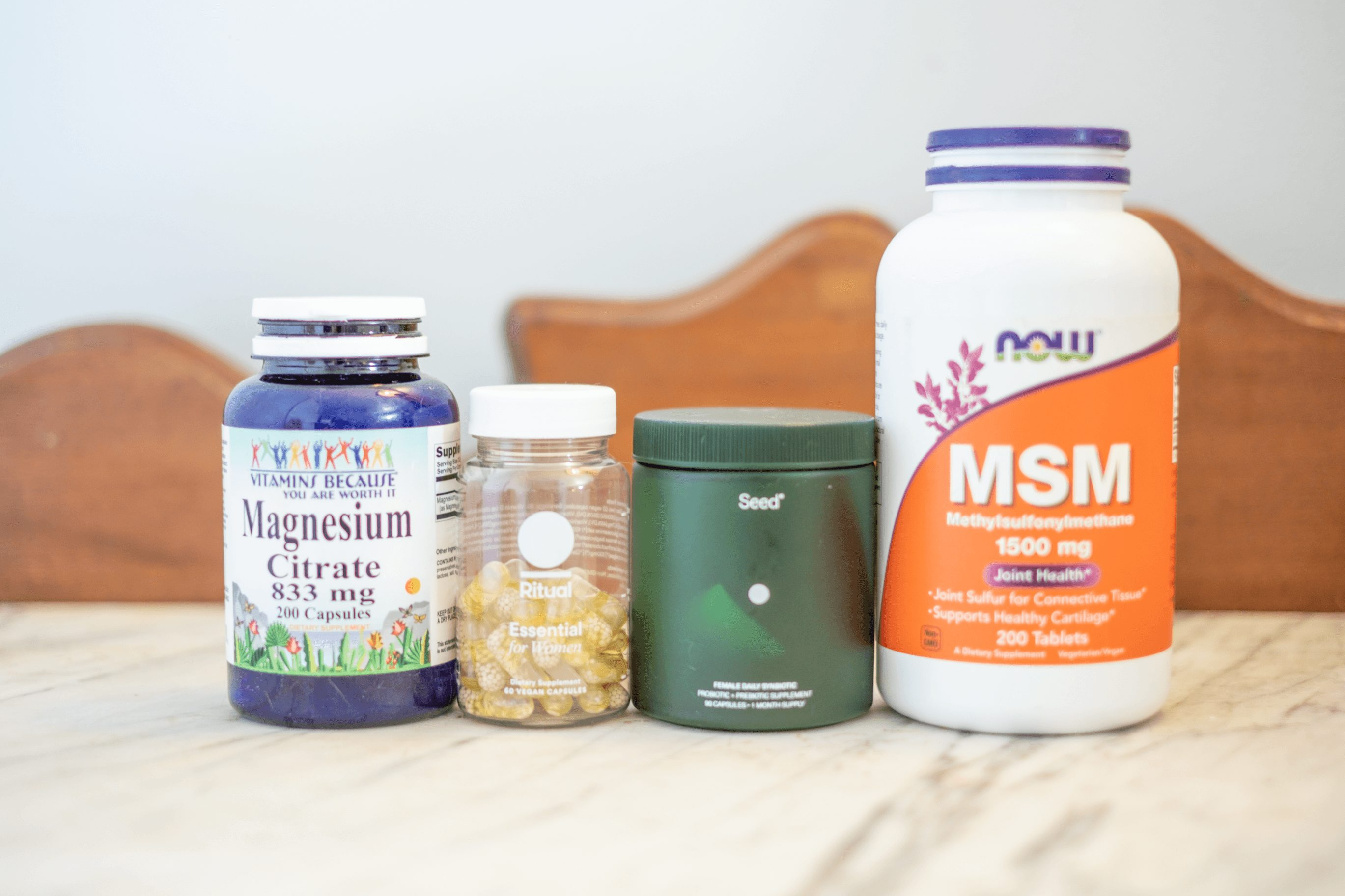 Vitamins For Hormonal Acne- My Current Supplement Routine - What I Take, What I Ditched & What I Can't Live Without #whatsavvysaid #hormonalacne #vitamins #ritual #multivitamin