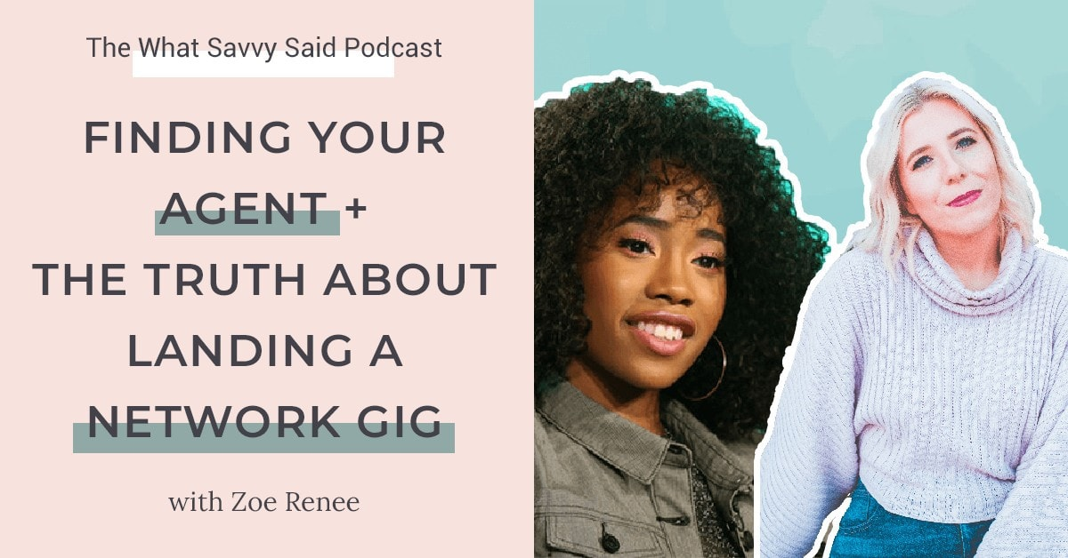 Zoe Renee x What Savvy Said Podcast