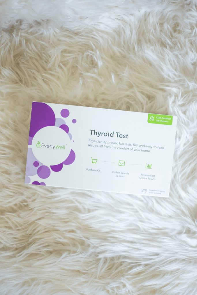 EverlyWell Thyroid Test Review #whatsavvysaid #wellnessblogger #testresults