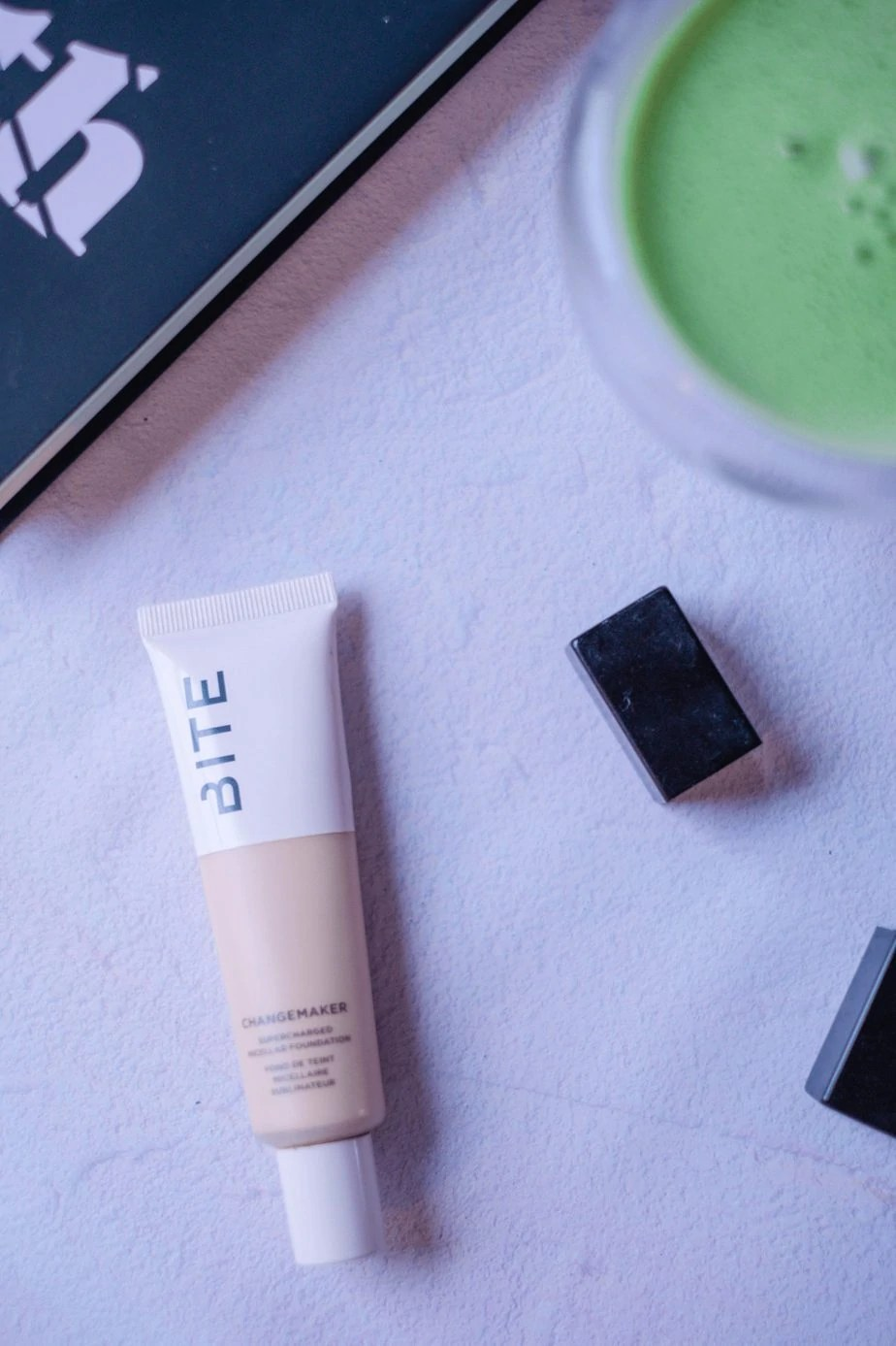 Is The Bite Beauty Micellar Foundation The Clean Version Of IT Cosmetics CC Cream- #whatsavvysaid #bitebeauty