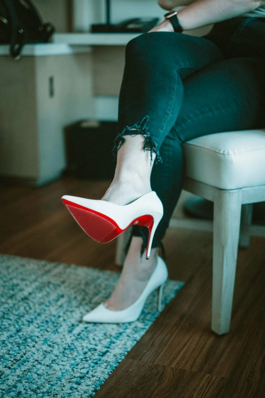 3 Most Comfortable High Heels + The Ones To Skip - Are Louboutin's Comfortable-
